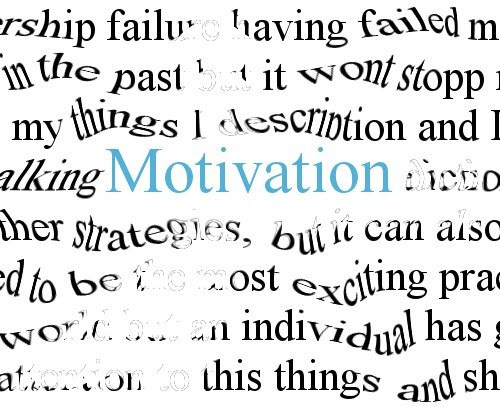 5 Helpful Hints to Help You Stay Motivated