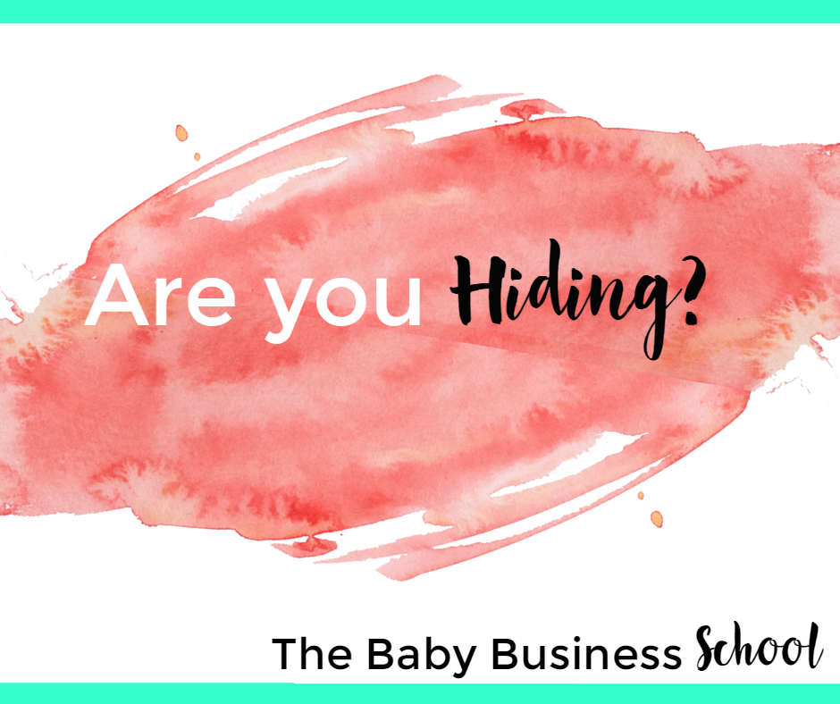 Are You Hiding?