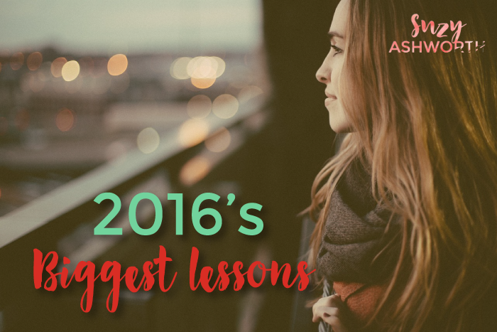 2016's Biggest Lessons
