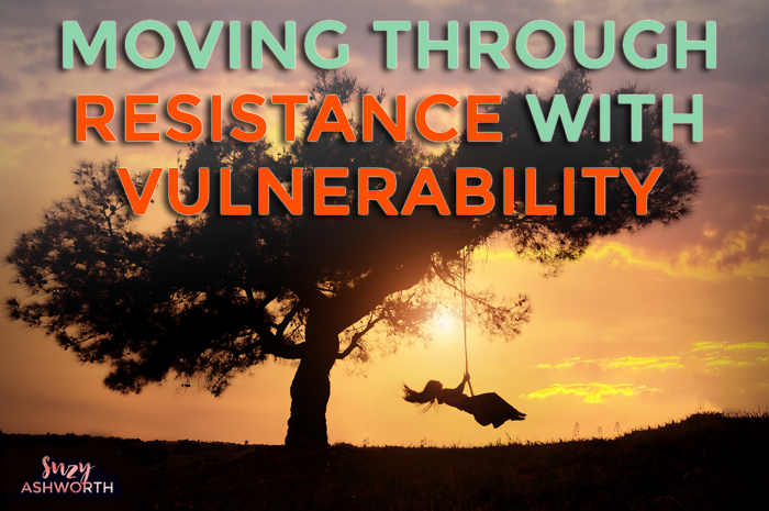 Moving through Resistance with Vulnerability