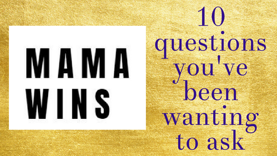 10 questions you've been wanting to ask me…