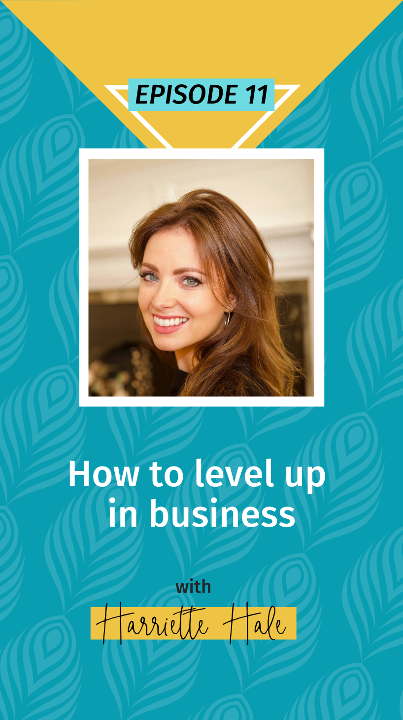 011 Making Babies + Making Bank: How to level up in business, with Harriette Hale