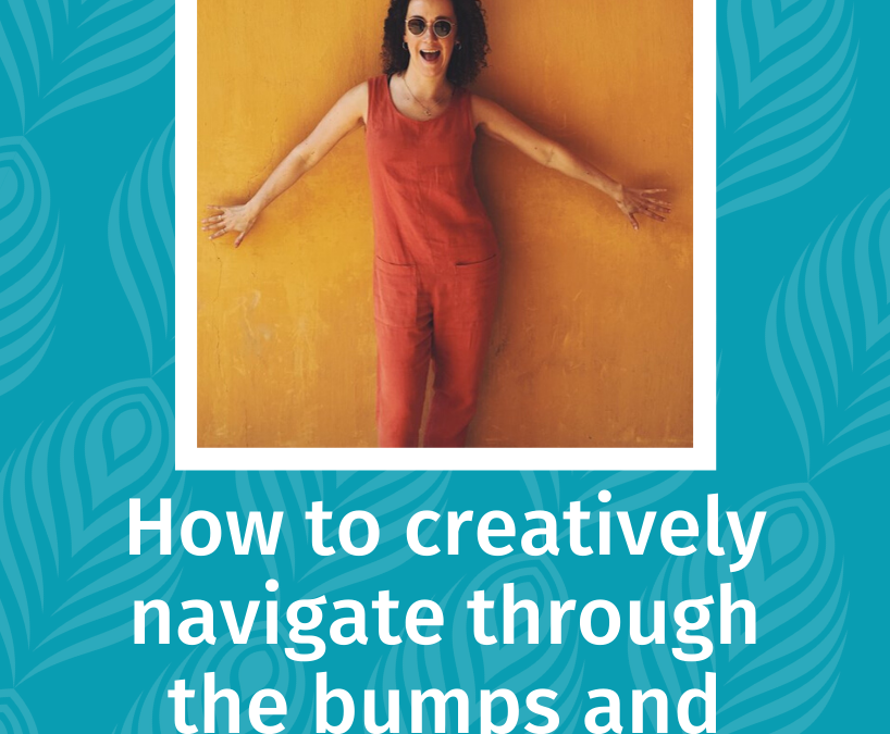 001 Making Babies + Making Bank: How to creatively navigate through the bumps and fears in business, with Fi Gregory