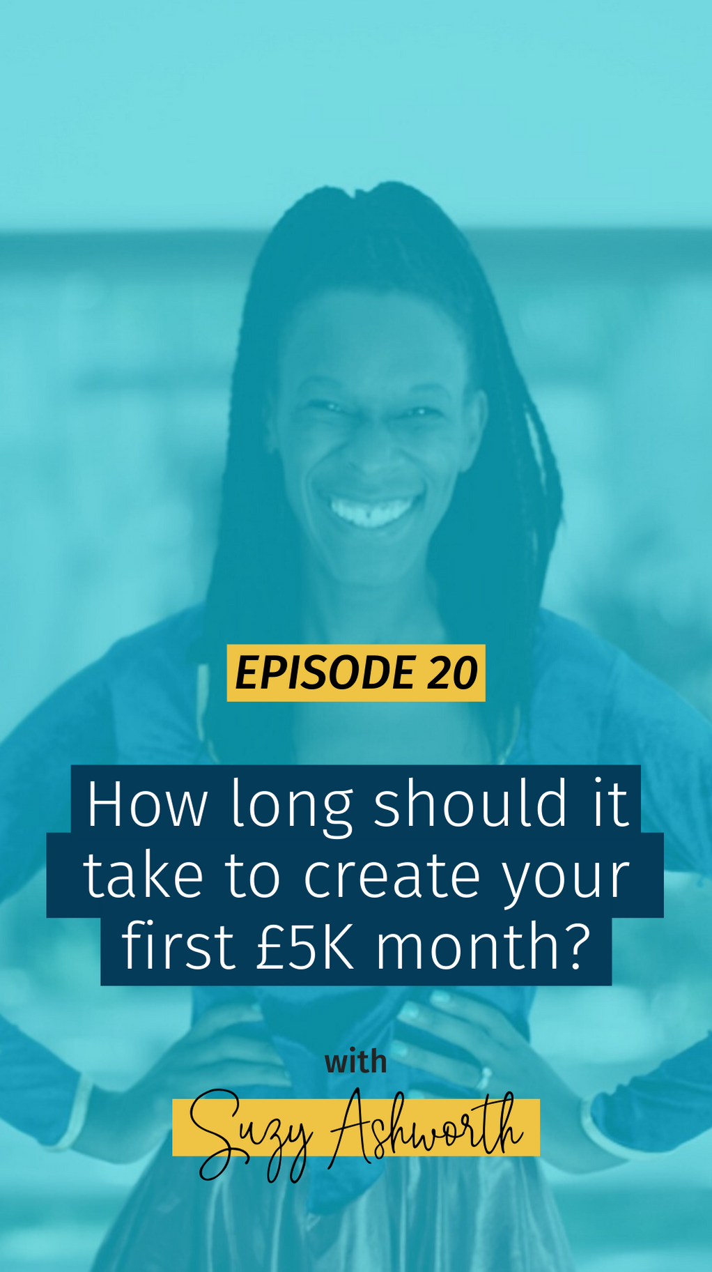 020 How long should it take to create your first £5K month?