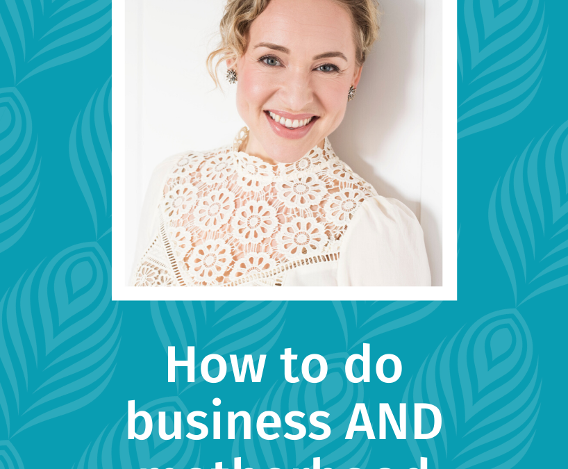 009 Making Babies + Making Bank: How to do business AND motherhood, with Kate Northrup