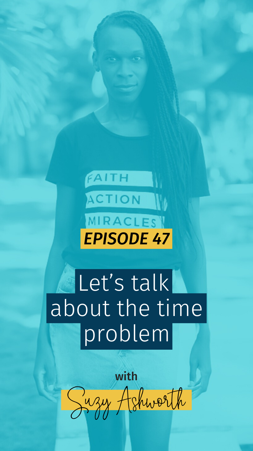 047 Let's talk about the time problem