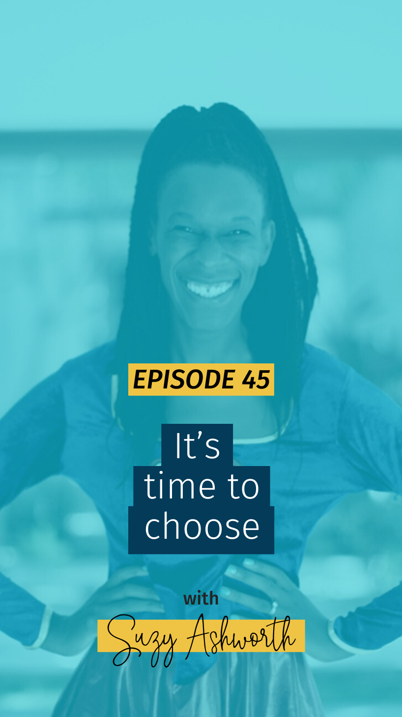 045 It's time to choose