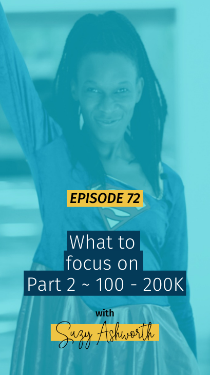 What to focus on ~ Part 2: 100 – 200K