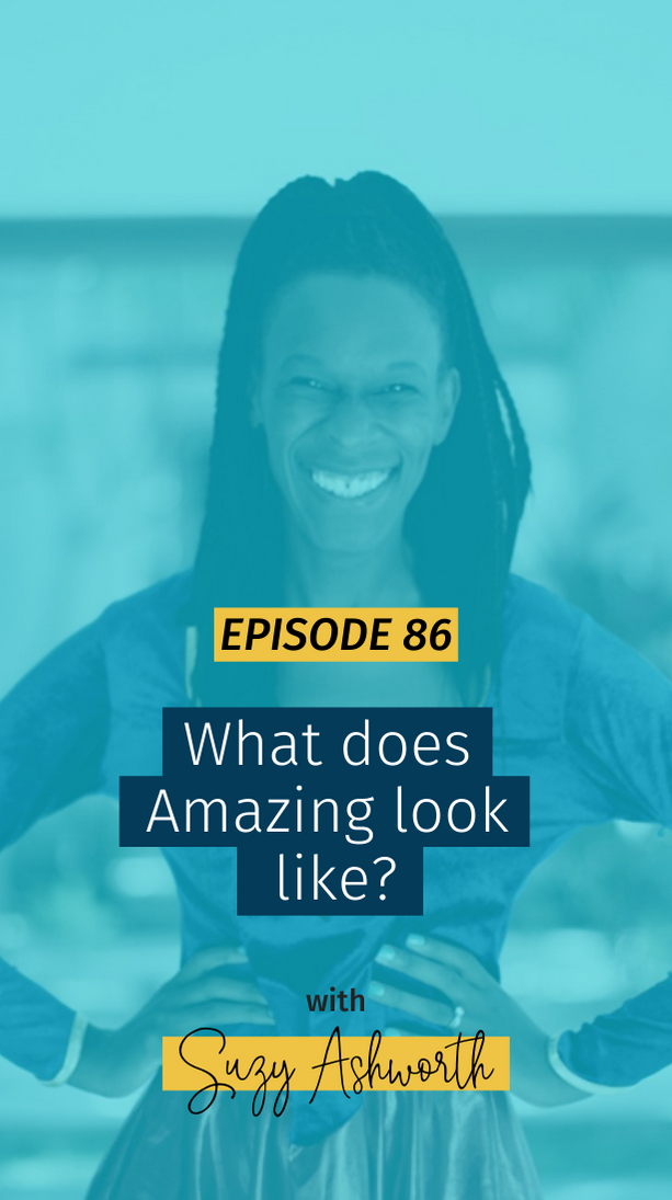 086 What does Amazing look like?
