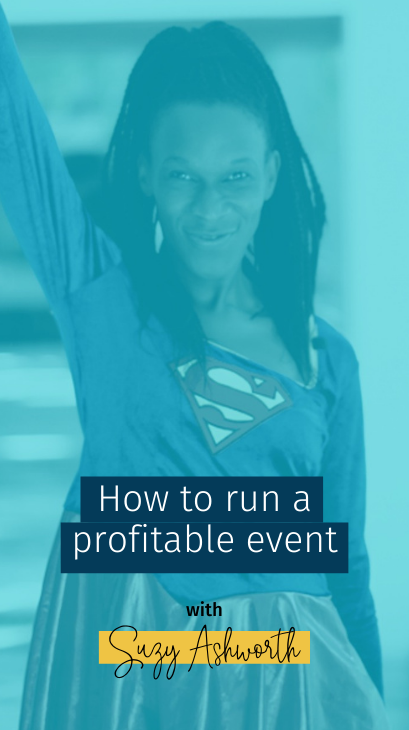 How to run a profitable event